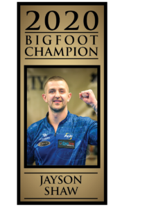 2020 Big Foot Champion Jayson Shaw